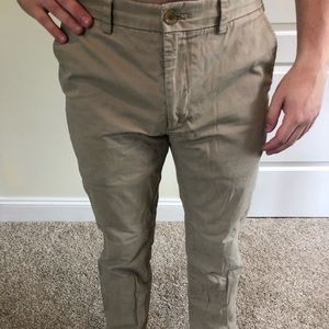 Banana Republic Khahki Pants